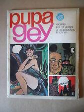 PUPA GEY Mensile Fumetti n°1 1965 disegni Mark Rostand  [G434] BUONO
