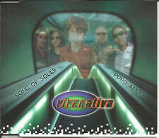 Zyron VIVANATIVA Song for souls / Puro Amor CD Single SEALED Viva native USA