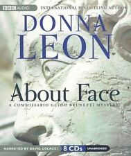 About Face Commissario Brunetti Mystery Donna Leon, Missing Disc 8