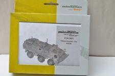 HO-ROCO MiniTank 5124 Fox A1 APC NBCRS 1:87 Plastic Kit NEW