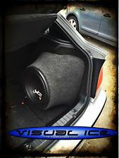 BMW E46 Compact NUOVO Stealth Sub Altoparlante Custodia Box suono BASS Upgrade Auto
