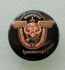 Motorhead Badges/Pins