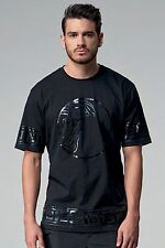Versace Collection Graphic Printed Medusa T-shirt