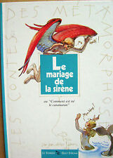 Conte Le mariage de la sirène ou comment est né le catamaran /F20