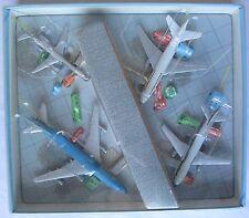 Schabak Modell Airport Set Souvenir 1:600 Nr. 912/9 – new in original package