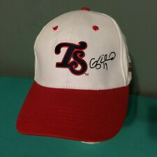 Tennessee Smokies MILB Autographed SGA Hat Cap Size Strapback VGUC Auto Signed