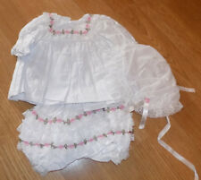 """New Adorable Dress Set with Panties for Pat Secrist Apple Valley 19"""" dolls"""