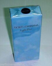 Dolce & Gabbana LIGHT BLUE for WOMEN EDT 100ml 3.4oz 100% Original & Sealed NIB*
