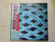JAPANPRESSUNG THE WHO Tommy *DOLP*MINT*