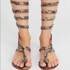 Jeffrey Campbell Boa Gladiator Sandals - New