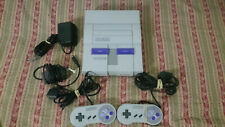 Super Nintendo system with all accessories