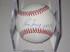 GREG MADDUX (Braves) Signed Official MLB Baseball - MLB Authenticated & HOF Incr