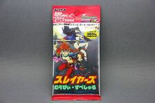 BROCCOLI SLAYERS HYBRID CARD COLLECTION JAPANESE TRADING CARDS NEW! BOOSTER PACK