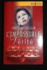 L'IMPOSSIBLE VERITE,CHRISTIANE HEGGAN,HARLEQUIN-2004