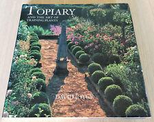 David Joyce - TOPIARY AND THE ART OF TRAINING PLANTS - Sculpting Garden - HCDJ