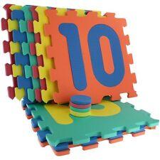 Large Outdoor Garden Hopscotch Play Set Mats Pad Foam Mat Children Numbers Game