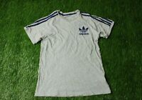 ADIDAS ORIGINAL 2016 3 STRIPES MENS CASUAL SHIRT T-SHIRT TEE JERSEY SIZE S