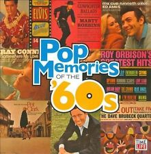 Pop Memories of the '60s: Walk Right In by Various Artists (CD, Time/Life)