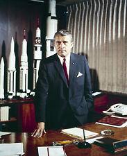DR WERNHER VON BRAUN NASA 8X10 GLOSSY PHOTO PICTURE
