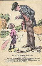 """humoristique"""" gauloiseries françaises """"  1921"""