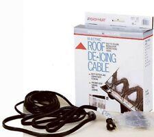 EASYHEAT 120' Roof & Gutter De-icing Kit Heat Tape Cable  NIB