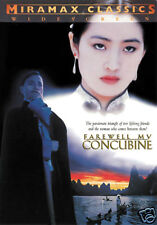 Farewell my concubine vintage movie poster print