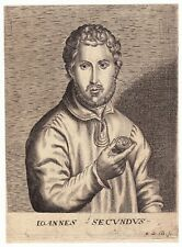 Jean Second Jan Everaerts Ioannes Secundus Poésie Néolatine Humanisme 1682