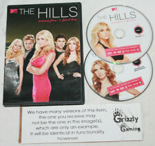 USED The Hills Season Five Part Two DVD (NTSC)