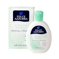 Felce Azzurra Intimate Hygiene Refreshing Liquid Soap (fresh) 200ml 6.8oz
