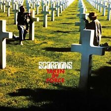 SCORPIONS / TAKEN BY FORCE - 50TH ANNIVERSARY DELUXE EDITION * NEW VINYL LP+CD