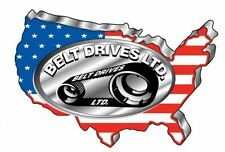 BELT DRIVES PRIMARY DRIVE REPLACEMENT BELT BDL-141-1-5/8