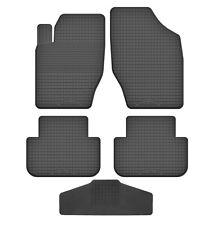 Bj. ab 2011 Vorne 2 Stück Gummifußmatten Fahrer Beifahrer Audi A6 C7