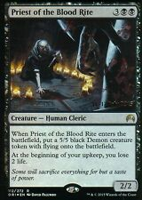 Priest of the blood Rite Foil | NM | Pre Promos | Magic MTG
