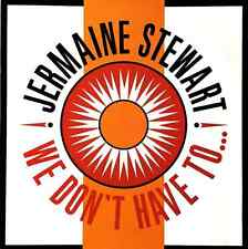 """JERMAINE STEWART - We Don't Have To... (12"""") (EX-/EX)"""