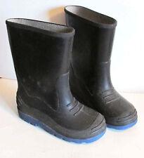 Childs Old Mud Rain Boots Wellies Garden Patio Deck Porch Yard Decor Free Sh
