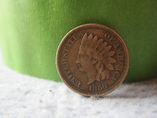1859 Indian Head Cent (1C IHC) Better Date First Year