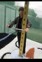 Justin Bieber Singing Doll Somebody To Love 2010 Action Figure Doll For OOAK