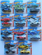Hot Wheels Muscle Mania Mustang Shelby GT500 Dodge Charger RT Pontiac Demon Otto