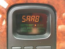 Saab 9000 Clock & Trip Computer
