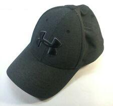 Under Armour Golf Cap Hat Flexfit Grey L/XL Large / X Large