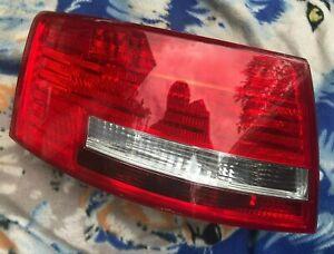05-08 AUDI A6 AUDI A6 QUATTRO LEFT TAIL LIGHT LAMP 06 07 2008 2007 2006 2005