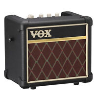 Vox MINI3 G2 Modeling Guitar Amplifier (Classic)