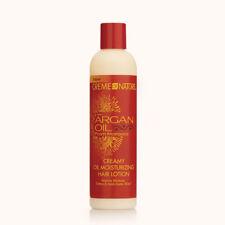 [CREME OF NATURE] ARGAN OIL CREAMY MOISTURIZING HAIR LOTION 8.45OZ EXOTIC SHINE