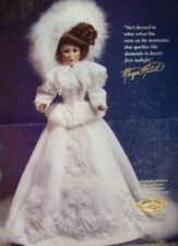 $1000 Maryse Nicole Full Porcelain Doll Gilded Age Rocky Mountains Franklin Mint