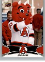 2016-17 Upper Deck AHL Team Mascots Hockey Cards Pick From List