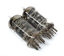 Matched Pair  ECC83 12AX7   NOS Mullard  Holland  Valve Tubes (VTE5)