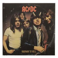 AC/DC - HIGHWAY TO HELL - ALBUM STYLE JOURNAL - BRAND NEW - MUSIC S267G7