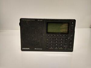 Grundig Globe Traveler G3,  AM/FM, Shortwave, Aircraft, SSB Receiver. Sticky