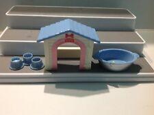 Loving Family Furniture Dog House Dog Bowls Dog Bathtub