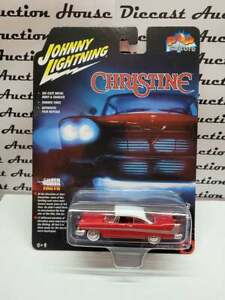 JOHNNY LIGHTNING 1958 PLYMOUTH FURY DAY TIME VERSION CHRISTINE POP CULTURE